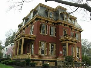 architectural styles | the queen anne decorative style ...