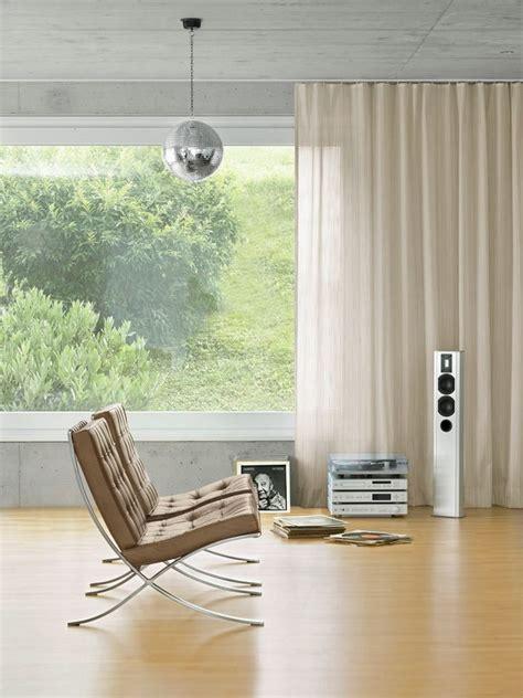 Moderne Wohnzimmer Vorhänge by Wohnzimmer Gardinen Idee