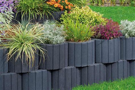 hang befestigen beton hang befestigen mit pflanzringen anleitung hornbach