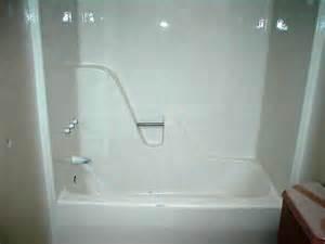 Fiberglass Tub Shower Surround