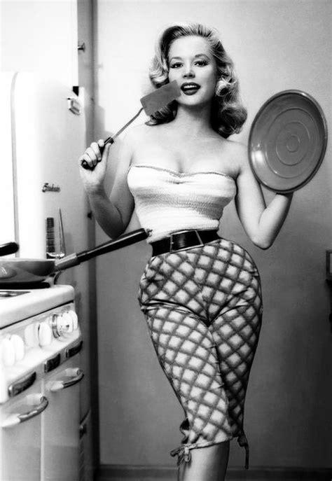 pin  model betty brosmer     properly cook