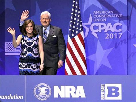 She is married to matt schlapp. Exclusive — White House's Mercedes Schlapp: President ...