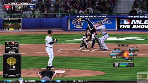 mlb 14 the show ps3 presentation