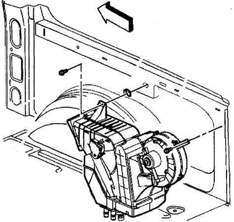 99 Suburban Vacuum Hose Diagram by Repair Guides Auxiliary Heating Air Conditioning
