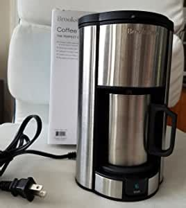 Programmable clock/timer allows you to easily set your coffeemaker up to. Amazon.com: Single Cup Coffee Maker: Single Serve Brewing Machines: Kitchen & Dining