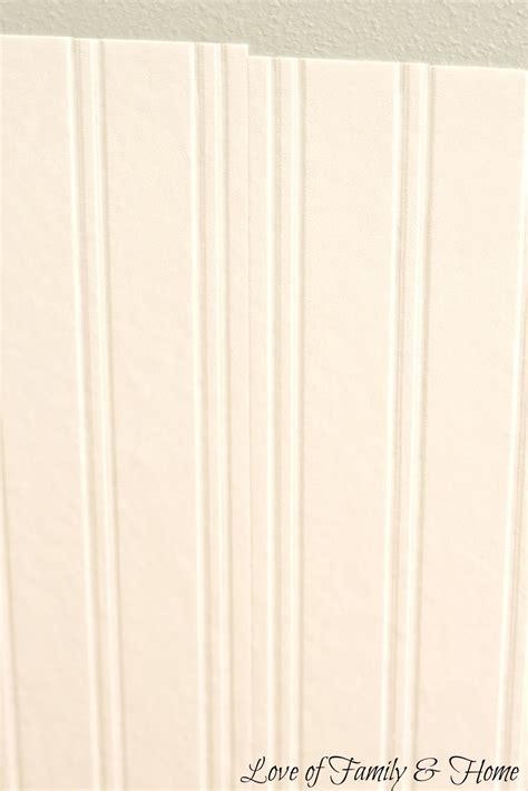 Beadboard Wallpaper Tutorial  Love Of Family & Home