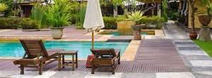 Piscine Soleil Service : faire un jardin autour d une piscine planter les abords d ~ Dallasstarsshop.com Idées de Décoration