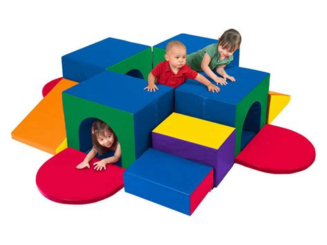 soft play climber with tunnels indoor playgrounds 935 | Soft Play Climber with Tunnels