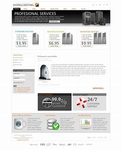 joomla hosting joomla hosting template With media template hosting