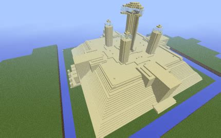 jedi temple creation