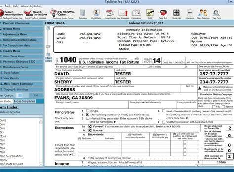 Professional Tax Software Solutions  Taxslayer Pro