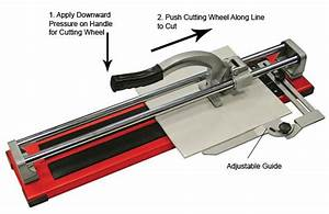 Cutting ceramic tiles how to cut tiles without breaking for How to cut ceramic floor tile