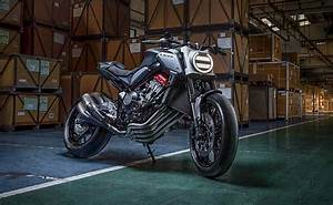 Honda Neo Sports Cafe Concept Romps Into Paris Motor Show