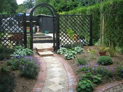 Garden Design For Long Narrow Gardens