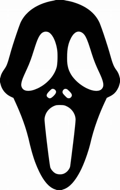 Scream Svg Icon Transparent Pngio