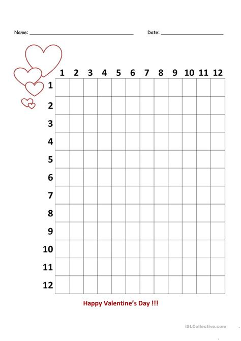 free multiplication worksheets for 3rd grade worksheet mogenk paper works