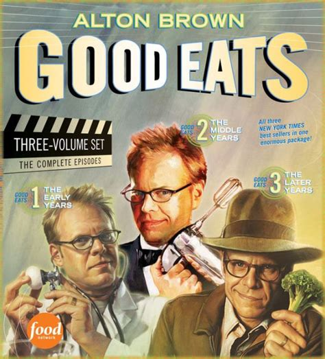 Good Eats Boxed Set by Alton Brown, Other Format Barnes