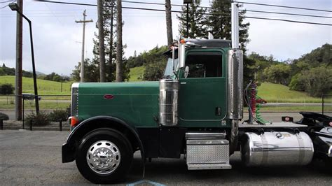 Used Peterbilt 379 Hd │charter & Company Truck Sales Youtube
