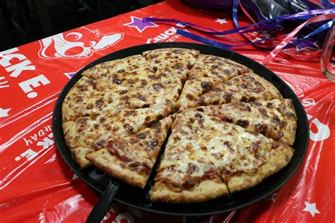 Epic New Birthday Parties At Chuck E. Cheese's