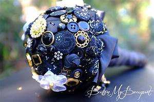 Buttons and Brooches Bouquets | Bouquet Wedding Flower