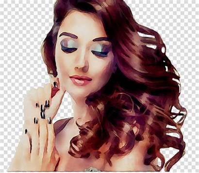 Cartoon Makeup Clipart Transparent Parlour Vidalondon Mugeek