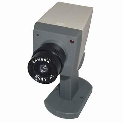 Security Camera Dummy Fake Spy Cam Motion