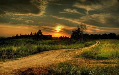 Country Desktop Backgrounds Road