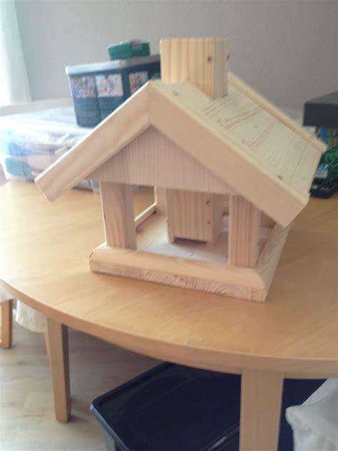 vogelhaus bauanleitung zum selber bauen heimwerker forum