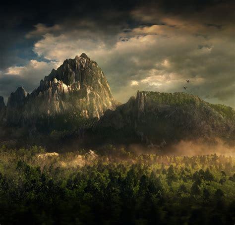 Weird But Wonderful Mountains