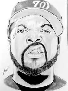 Cartoon Ice Cube Drawings