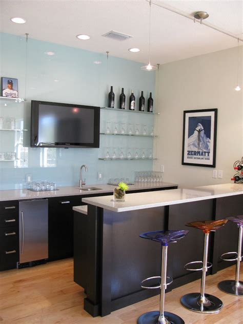 Home Bar Glass by Bar Front Ideas Home Bar Contemporary With Colorful Bar