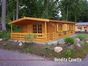 Bungalow in legno Toscana 1