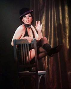 Liza Minnelli in CABARET. (ABC photo archives / Getty ...