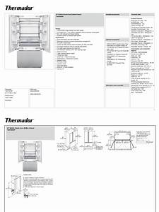 Thermador T36it800np