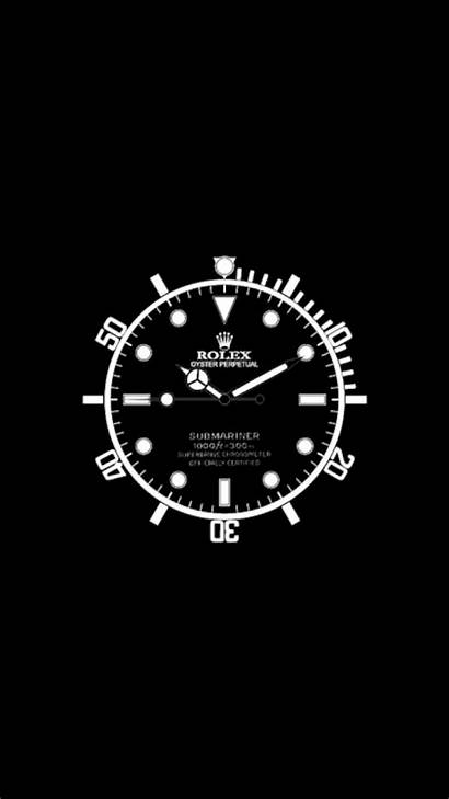 Rolex Clock Oyster Animated Perpetual Watches Apple