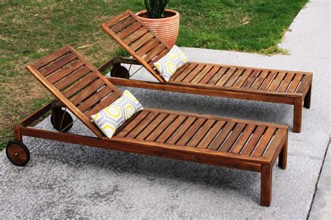 outdoor chaise lounge chair   ultimate form  relaxation  homy design