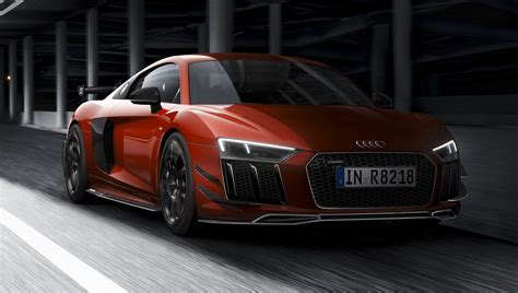 Audi Parts by 2019 Audi Sport Performance Parts R8 Edition Top Speed