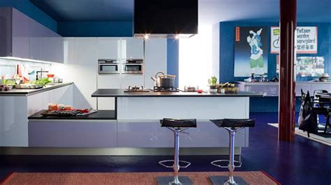 cool kitchens ideas 15 amazingly cool blue kitchen ideas home design lover