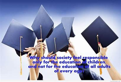 Education Wallpapers Quotes Backgrounds Teaching Graduation Awesome