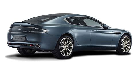 Aston Martin Rapide Amr (2019) Review