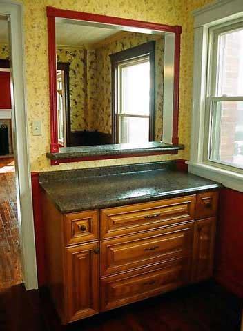 coffee glazed maple kitchen cabinets  bathroom vanities