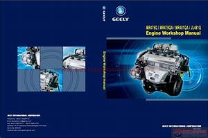 Geely Fc  Mk  Ck - Complete Database 2008