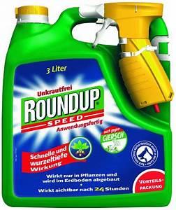 Roundup Speed Unkrautfrei : roundup speed unkrautvernichter 3 l test ~ Michelbontemps.com Haus und Dekorationen