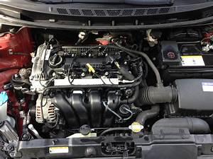 2013 Hyundai Accent Engine Diagram