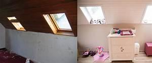 avant apres peindre lambris mansarde des idees With commentaire repeindre un escalier en bois 15 peinture sol pour repeindre carrelage escalier et parquet