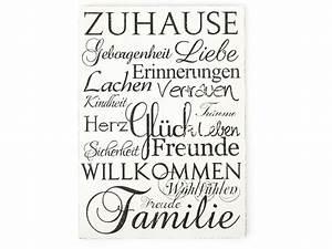 Vintage Schilder Mit Sprüchen : xxl zuhause liebe vintage shabby schild wandschild von interluxe via inspiration ~ A.2002-acura-tl-radio.info Haus und Dekorationen