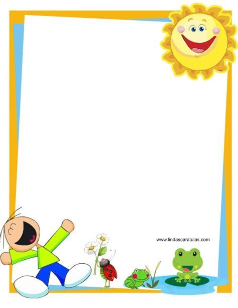 Encuentra papel adhesivo decorativo cuadernos en mercadolibre.com.mx! BORDERS FOR KID: DISEÑO GRAFICO Autoestima y dignidad en los niños | Caratula para niños, Bordes ...