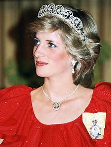 Princess Diana's Spencer Tiara: History and Photos