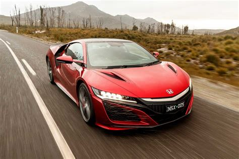 honda nsx performance review