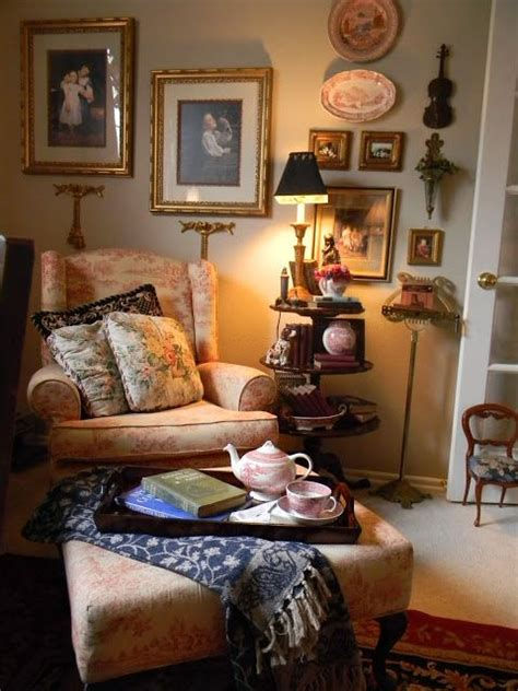 Nancy's Daily Dish My English Country Mom Cave Home